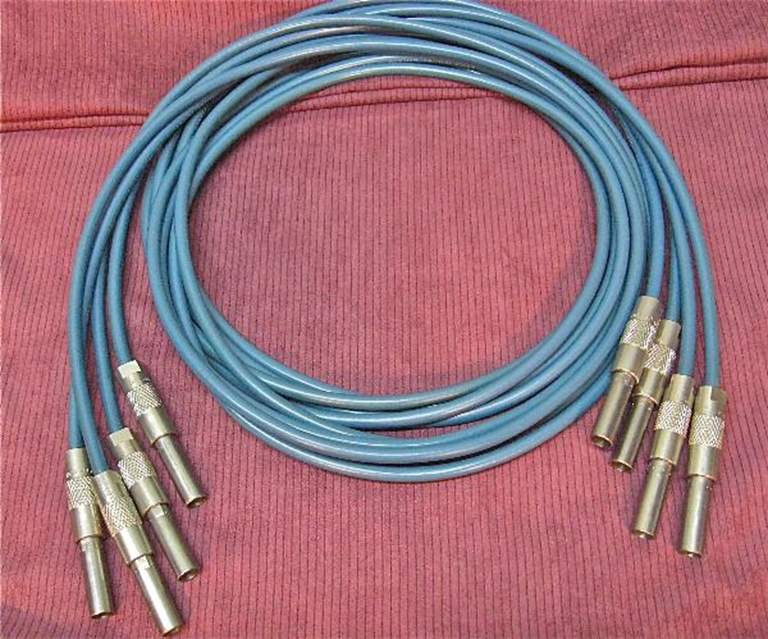 adc video patch cords