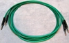 Image de ADC 6', Green TT (Bantam) Nickel Patch Cable