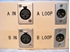 Picture of AFA Model VU-1S Analog Meter assembly