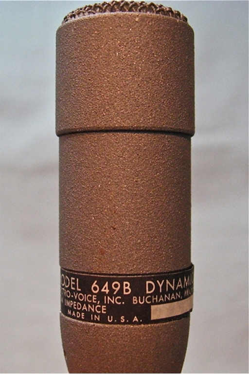 Picture of EV 649B Dynamic Lavalier Microphone
