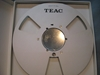 "Afbeeldingen van TEAC 10""x.25"" Reel,RE-1002, Boxed USED"