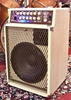 Picture of SWR Blonde Workingman's Combo amplifier, sn 0782.