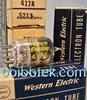 Image de Western Electric 417A vacuum tubes, NOS.