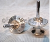 Picture of Otari MX5050 Reel Spindle assembly: #KW0E038, KW0B017 1 each.